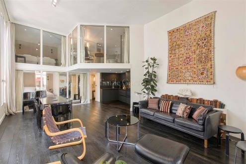 Luxus-Wohnung zu verkaufen PARIS 8E, 87 m², 2 Schlafzimmer, 1970000€