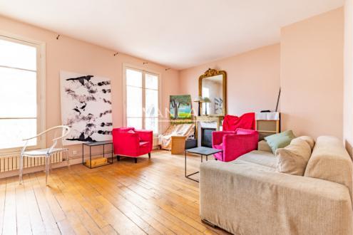 Luxus-Wohnung zu verkaufen PARIS 15E, 56 m², 1 Schlafzimmer, 825000€