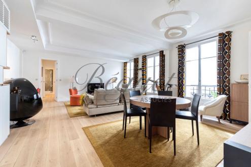 Appartement de luxe à vendre PARIS 7E, 83 m², 1 Chambres, 1490000€