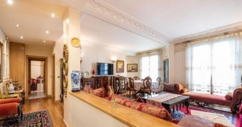 Квартира класса люкс на продажу  Париж 16ый, 81 м², 1 Спальни, 1090000€