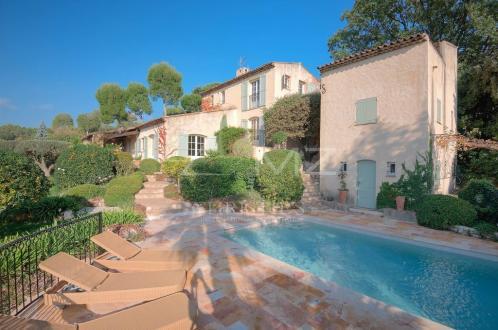 Luxury Villa for sale LA COLLE SUR LOUP, 200 m², 4 Bedrooms, €1850000