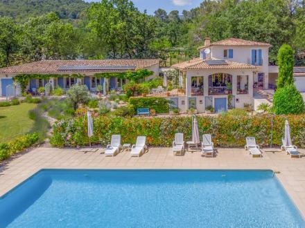 Villa de luxe à vendre SEILLANS, 270 m², 8 Chambres, 795000€