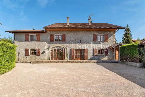 Luxe Farm te koop VEIGY FONCENEX, 463 m², 6 Slaapkamers, 1950000€