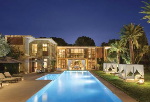 Luxus-Haus zu vermieten SAINT JEAN CAP FERRAT, 1380 m², 7 Schlafzimmer,