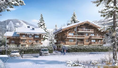 Luxus-Wohnung zu verkaufen MEGEVE, 84 m², 3 Schlafzimmer, 1320000€