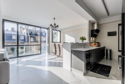 Luxus-Wohnung zu verkaufen PARIS 8E, 98 m², 2 Schlafzimmer, 2250000€