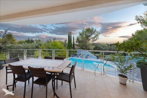Maison de luxe à vendre CASTELNAU LE LEZ, 277 m², 4 Chambres, 1190000€