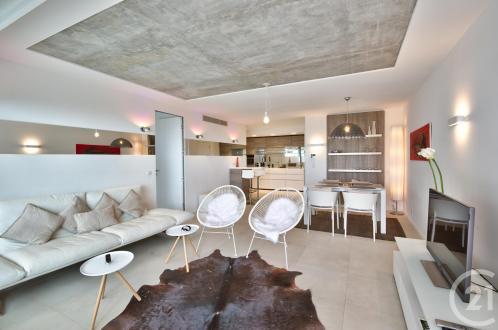 Appartamento di lusso in affito Nizza, 55 m², 2 Camere, 1400€/mese