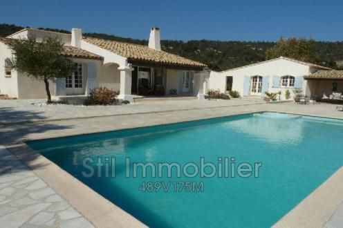 Luxury Villa for sale PLAN DE LA TOUR, 219 m², 4 Bedrooms, € 1 350 000