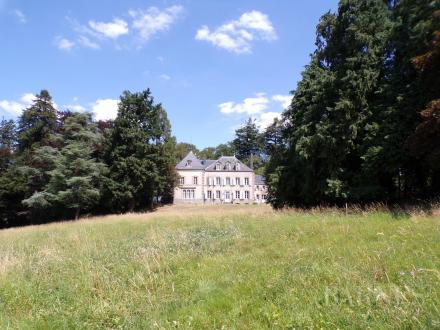 Luxus-Schloss / Herrenhaus zu verkaufen POUZAUGES, 734 m², 990000€