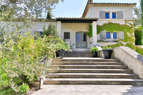 Luxury House for rent SAINT REMY DE PROVENCE, 350 m², 8 Bedrooms,