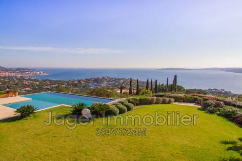 Villa de luxe à vendre GRIMAUD, 428 m², 5 Chambres