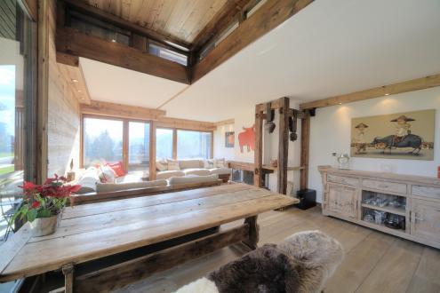 Luxus-Wohnung zu verkaufen MEGEVE, 135 m², 4 Schlafzimmer
