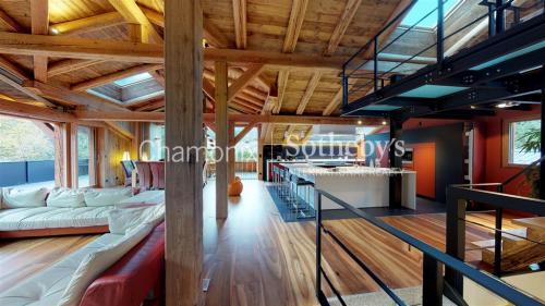Luxus-Chalet zu verkaufen CHAMONIX MONT BLANC, 450 m², 5 Schlafzimmer, 5900000€