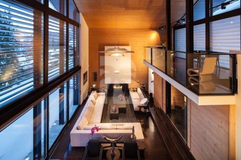 Шале класса люкс в аренду Куршевель, 860 м², 6 Спальни,