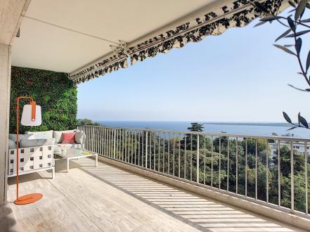 Квартира класса люкс на продажу  Канны, 104 м², 3 Спальни, 1750000€