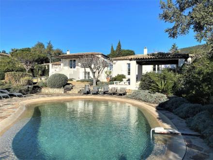 Villa de luxe à vendre GRIMAUD, 200 m², 4 Chambres, 1690000€