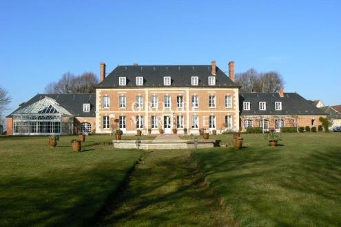 Château / Manoir de luxe à vendre CHAUMONT EN VEXIN, 1200 m², 8 Chambres, 2995000€