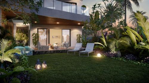 Luxury Apartment for sale Mauritius, 158 m², 3 Bedrooms, € 969 900