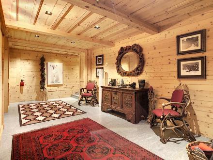 Luxe Landhuis te koop Crans-Montana, 6 Slaapkamers