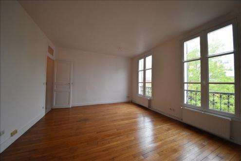Luxus-Wohnung zu vermieten PARIS 16E, 50 m², 1 Schlafzimmer, 1390€/monat