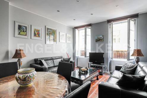 Appartement de luxe à louer PARIS 16E, 57 m², 2 Chambres, 3300€/mois
