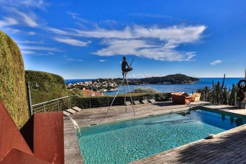 Luxury House for rent VILLEFRANCHE SUR MER, 140 m², 4 Bedrooms,