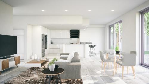 Appartement de luxe à vendre ISSY LES MOULINEAUX, 87 m², 3 Chambres, 1040000€