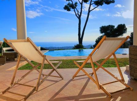 Luxury House for rent LE CANNET, 220 m², 5 Bedrooms,