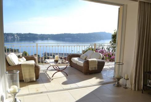 Luxus-Haus zu vermieten VILLEFRANCHE SUR MER, 5 Schlafzimmer,