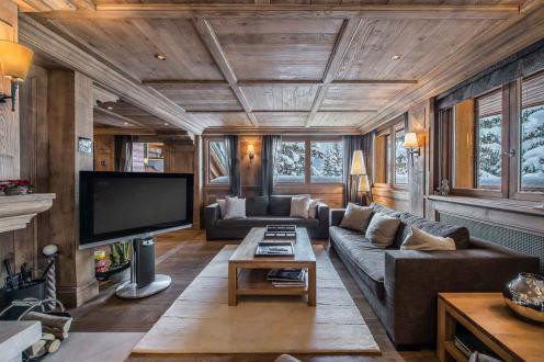 Chalet de luxe à vendre COURCHEVEL, 366 m², 6 Chambres