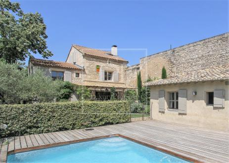 Luxury House for rent MAUSSANE LES ALPILLES, 200 m², 4 Bedrooms,