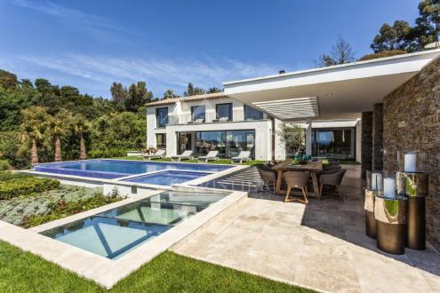 Maison de luxe à louer LA CROIX VALMER, 500 m², 10 Chambres,