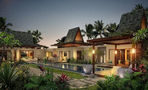 Luxury Villa for sale Mauritius, 280 m², 3 Bedrooms, €897819