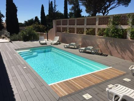 Luxury House for rent SAINTE MAXIME, 140 m², 4 Bedrooms,