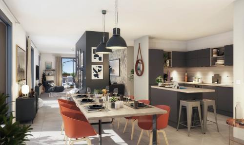 Maison de luxe à vendre MONTPELLIER, 100 m², 3 Chambres, 977000€