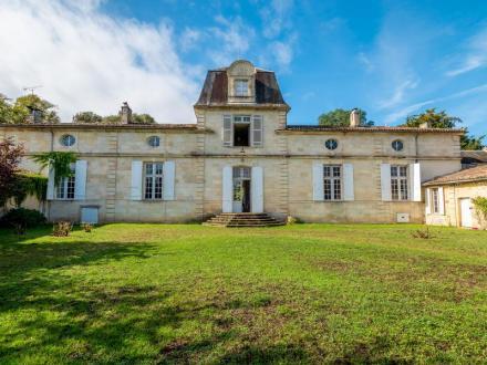 Château / Manoir de luxe à vendre TOULENNE, 1050 m², 16 Chambres, 913500€