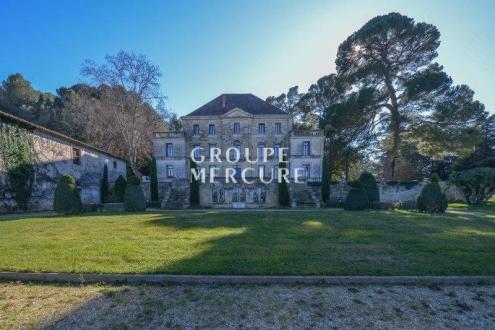 Luxus-Schloss / Herrenhaus zu verkaufen PEZENAS, 1300 m², 10 Schlafzimmer, 6890000€