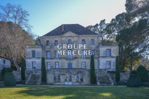 Château / Manoir de luxe à vendre PEZENAS, 1300 m², 10 Chambres, 6890000€