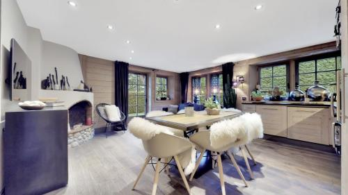 Luxury Apartment for sale MEGEVE, 79 m², 3 Bedrooms, € 950 000