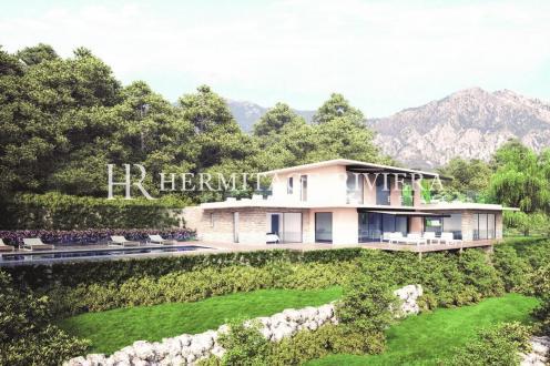 Maison de luxe à vendre ROQUEBRUNE CAP MARTIN, 200 m², 4 Chambres, 2850000€