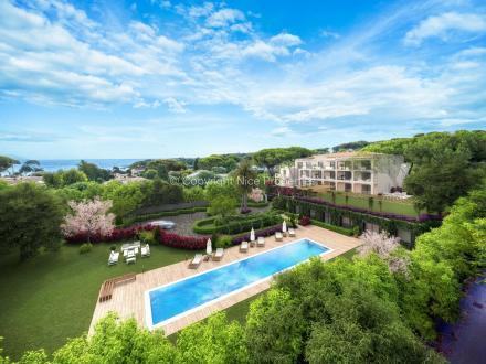 Luxus-Wohnung zu verkaufen ANTIBES, 160 m², 2 Schlafzimmer, 1850000€