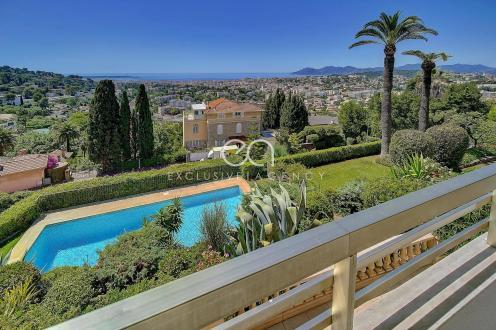 Luxus-Wohnung zu verkaufen LE CANNET, 150 m², 4 Schlafzimmer, 1690000€