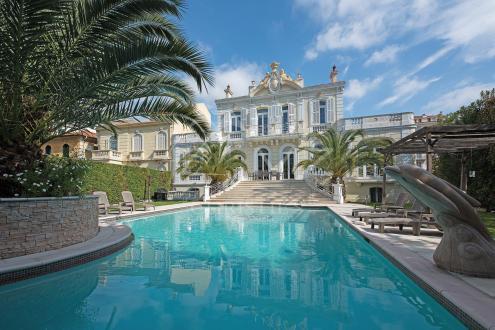 Maison de luxe à louer CANNES, 450 m², 6 Chambres,