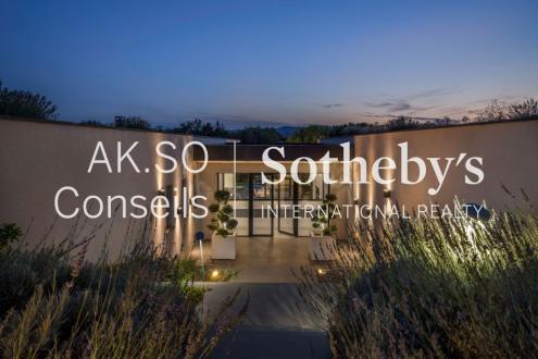 Maison de luxe à vendre CHARBONNIERES LES BAINS, 350 m², 2340000€