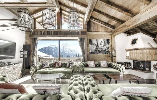 Luxury House for rent COURCHEVEL, 8 Bedrooms