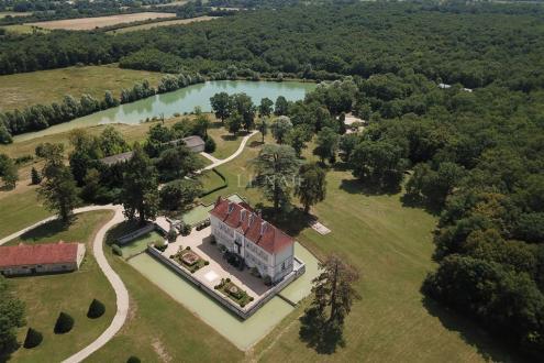Château / Manoir de luxe à vendre BOURGES, 600 m², 5 Chambres, 2450000€