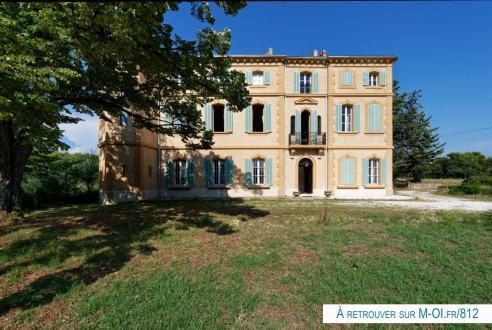 Propriété de luxe à vendre AIX EN PROVENCE, 1200 m², 10 Chambres, 2900000€