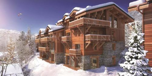 Квартира класса люкс на продажу  Куршевель, 115 м², 4 Спальни, 1775000€
