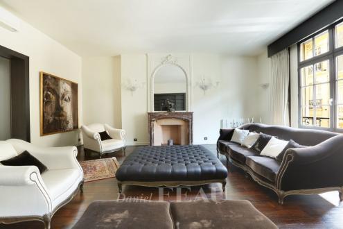 Luxus-Wohnung zu vermieten PARIS 16E, 220 m², 3 Schlafzimmer, 10000€/monat